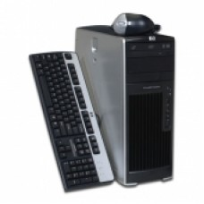 HP XW 4300 -Workstation